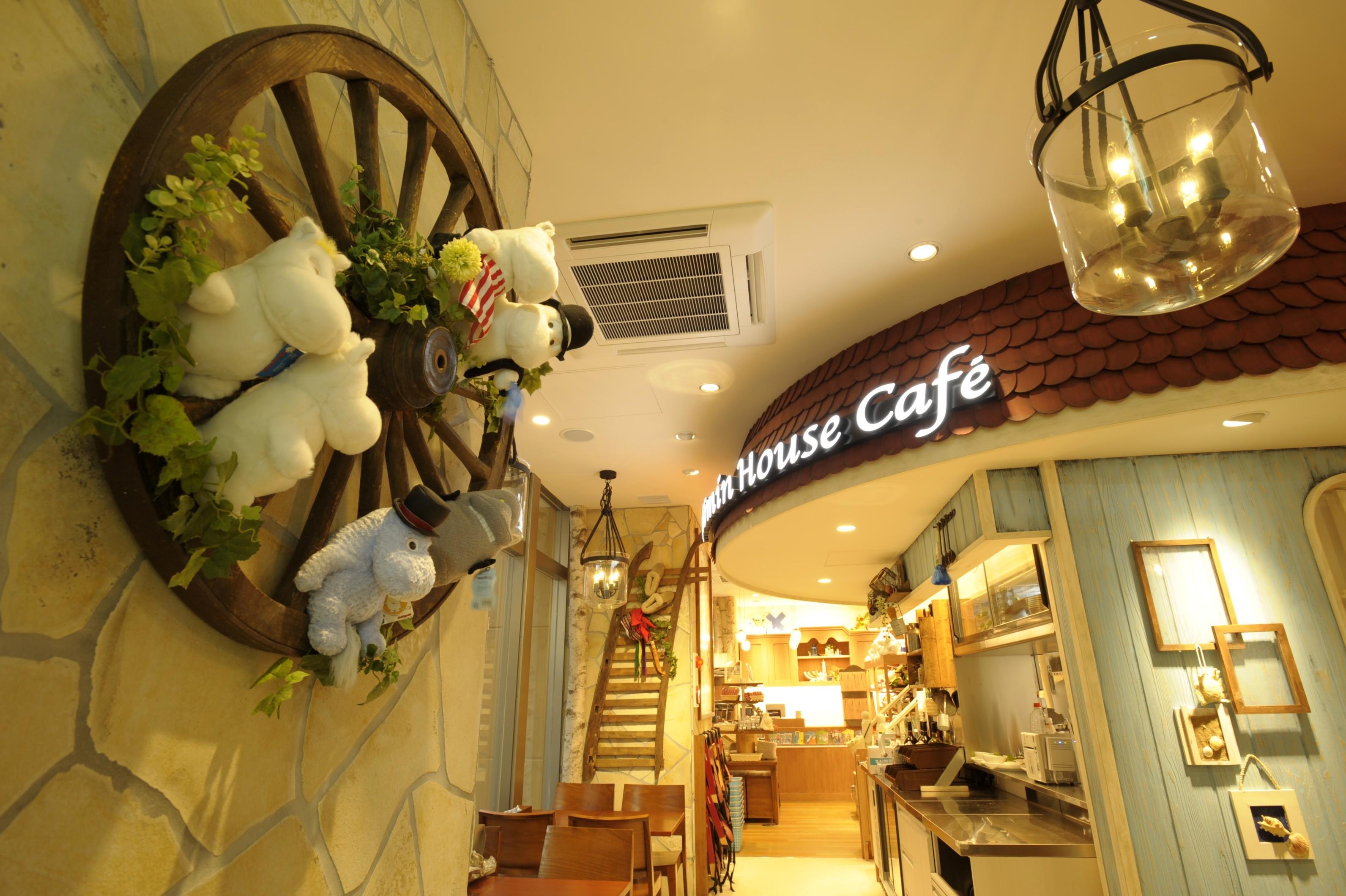 ムーミンハウスカフェ 東京スカイツリータウン・ソラマチ店 のアルバイト情報