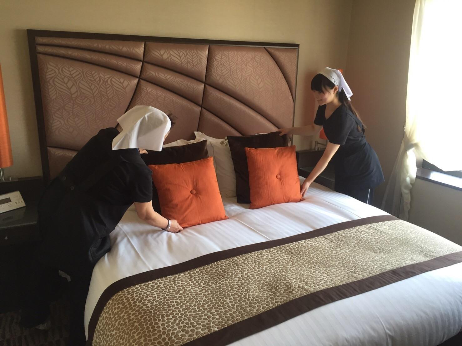 客室清掃スタッフ 水戸市エリア 株式会社マコトサービス のアルバイト情報