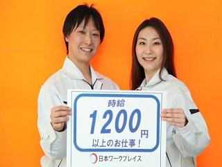 株式会社日本ワークプレイスのアルバイト情報
