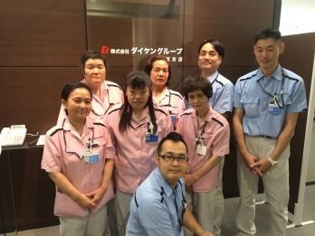 清掃スタッフ 神戸官公庁ビル 株式会社ダイケンビルサービス  のアルバイト情報