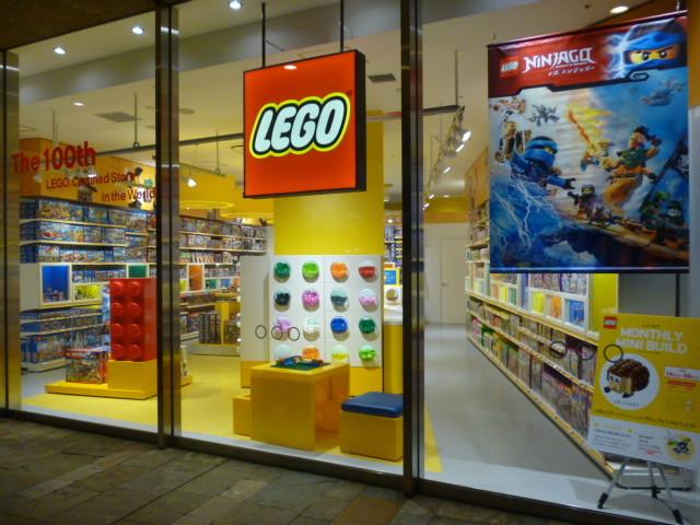 レゴ(R)ストア Expocity店 のアルバイト情報