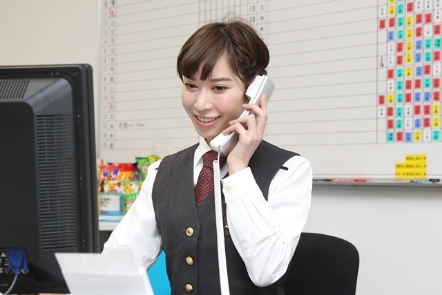 マルハン 北上店[0301] 一般事務スタッフのアルバイト情報