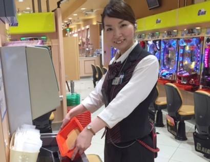 メガサイバーパチンコ新鎌ヶ谷店 のアルバイト情報