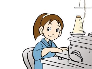 ヤマミ縫製株式会社のアルバイト情報