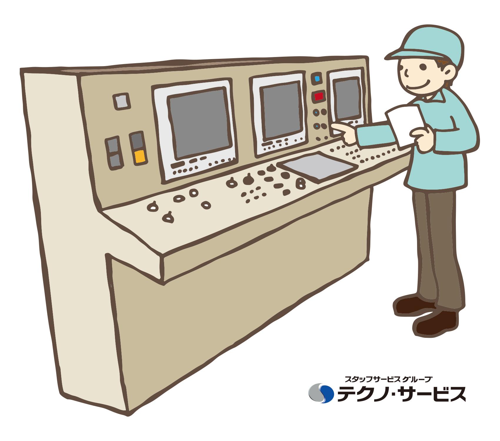 履歴書不要!来社不要!カンタン登録でOK!テクノ・サービスのアルバイト情報