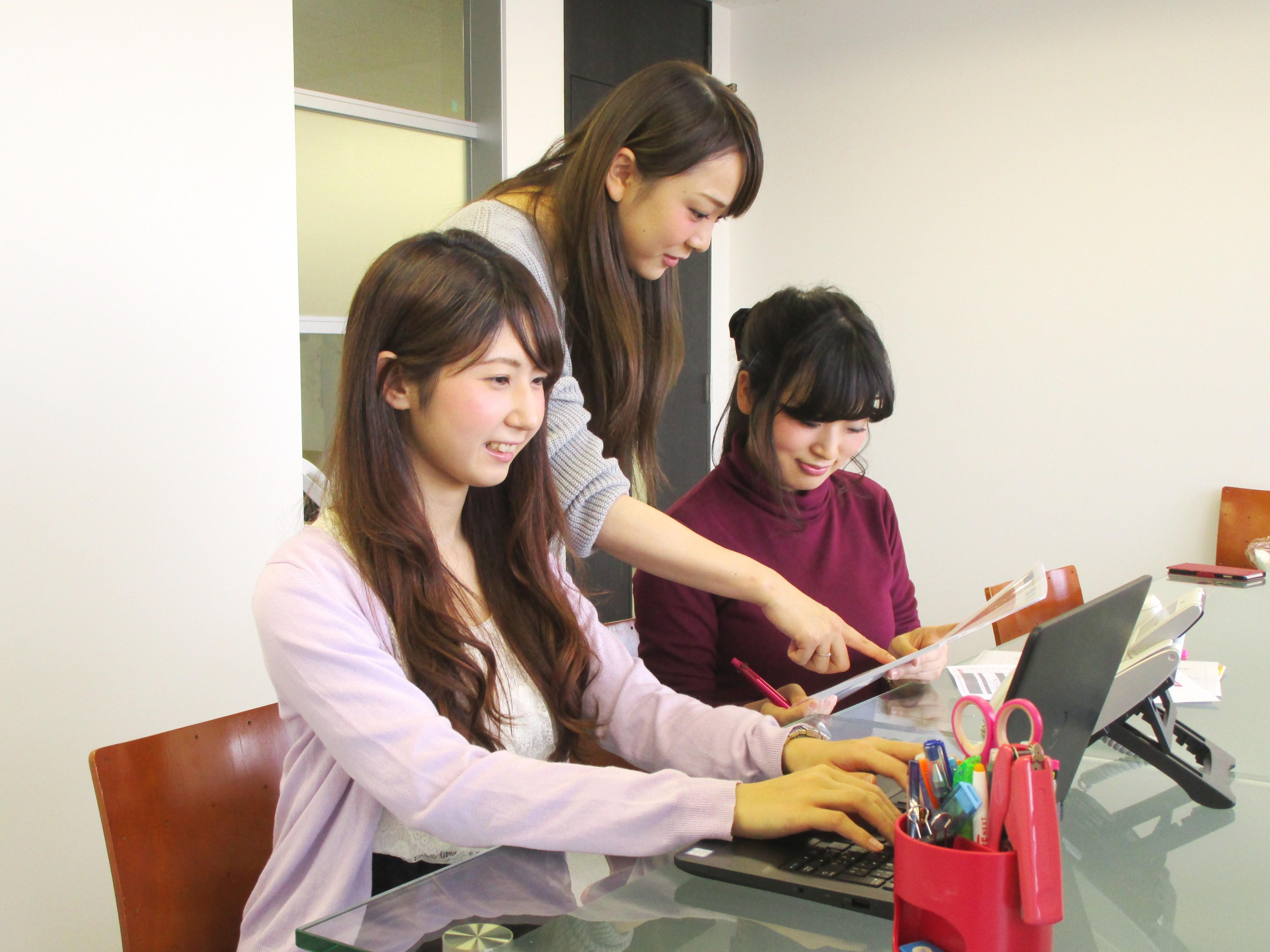 PIA津田沼店 事務スタッフ のアルバイト情報