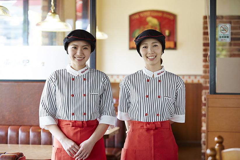 ジョリーパスタ 王子台店 のアルバイト情報