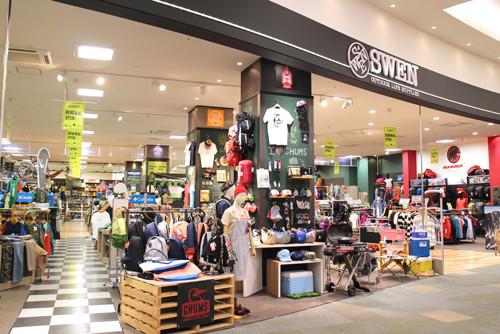 SWEN(スウェン)イオン富士宮店 のアルバイト情報