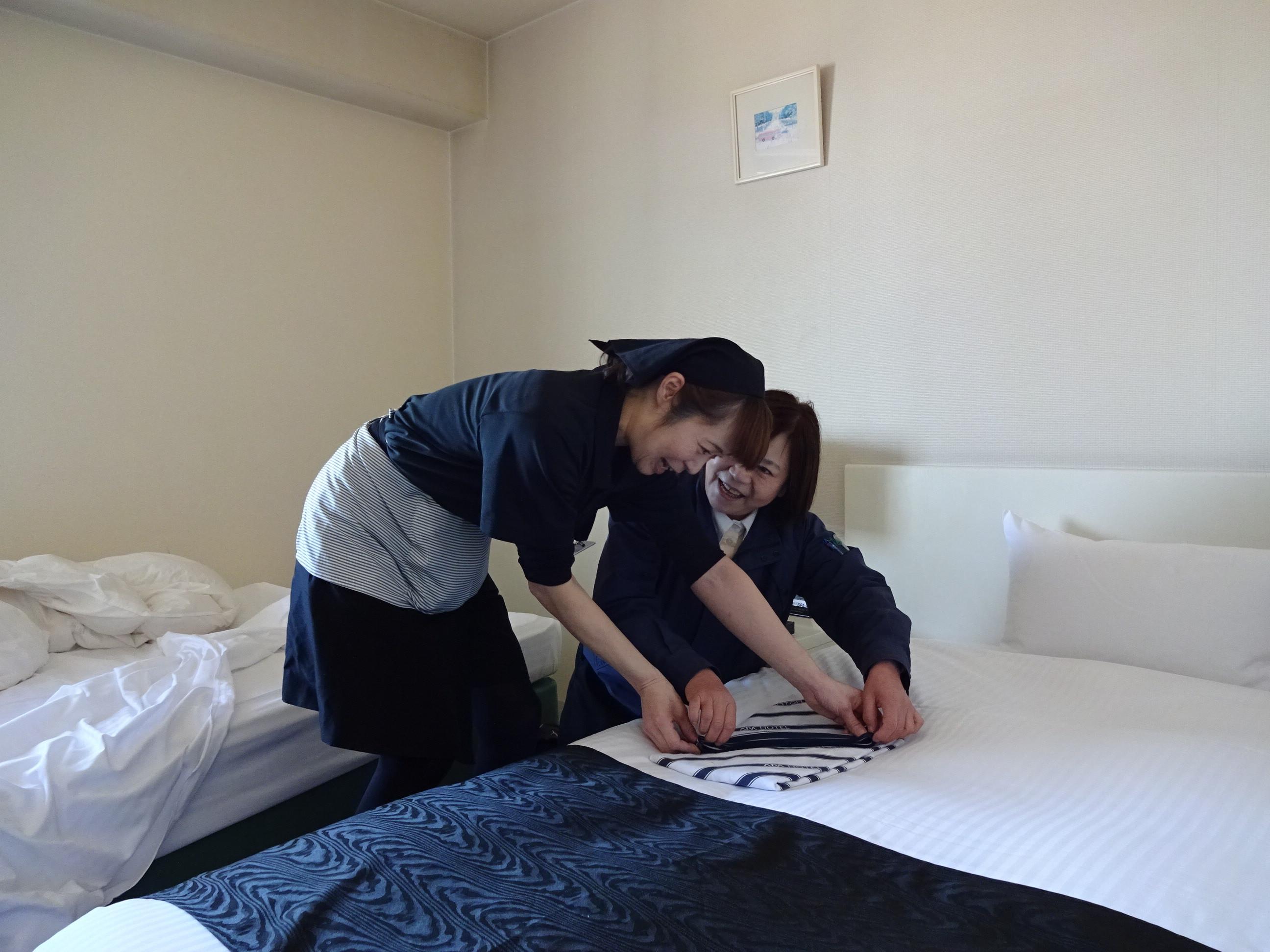アパホテル富山(客室清掃) アルコット株式会社 のアルバイト情報