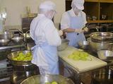 協立給食株式会社 ※勤務地:大田区内の中学校のアルバイト情報