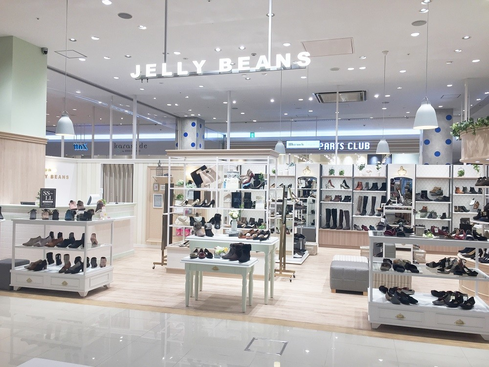 JELLY BEANS(ジェリービーンズ) ららぽーとEXPOCITY店のアルバイト情報