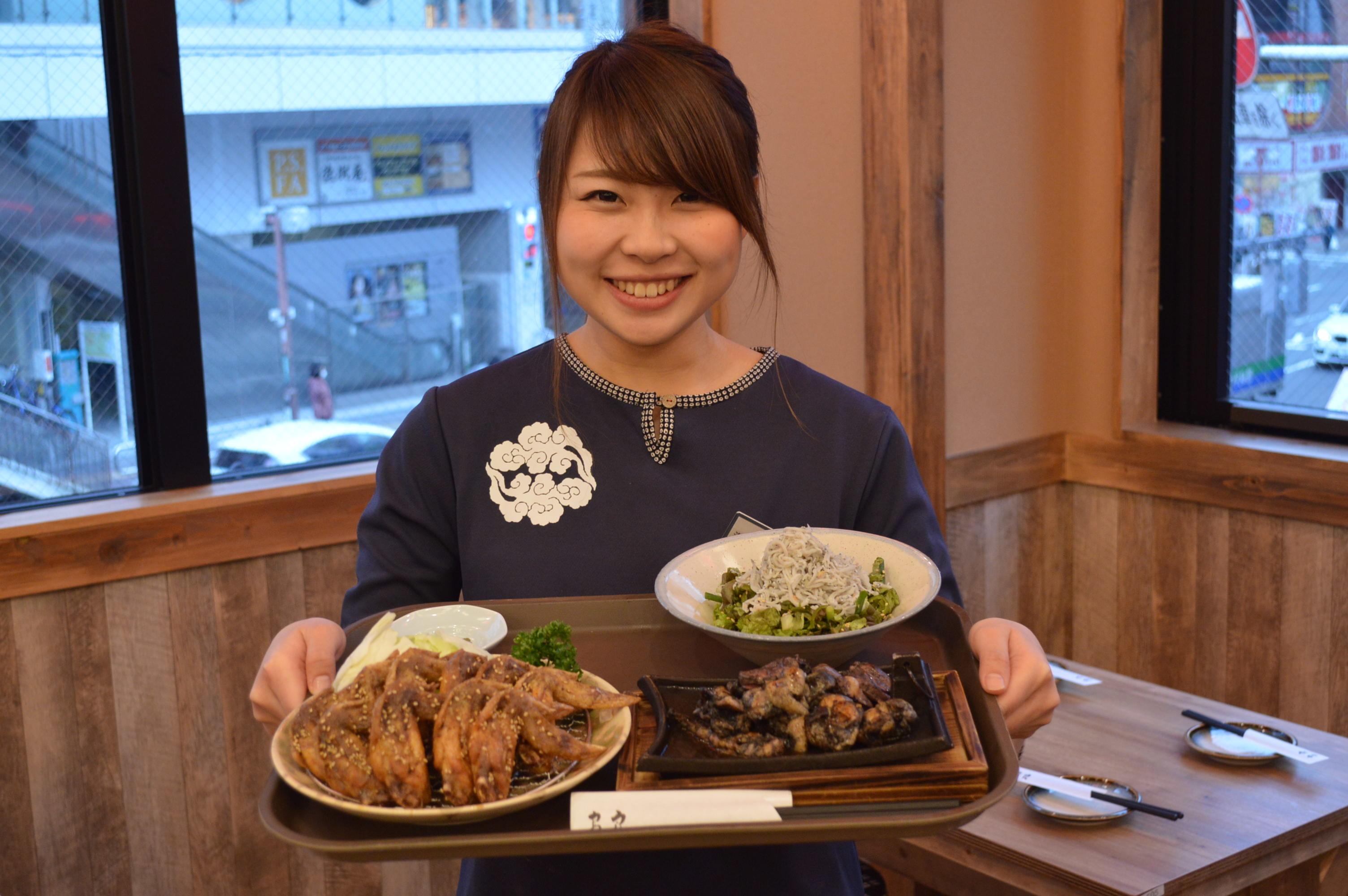 鳥良商店 横須賀中央店 のアルバイト情報