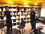 書籍実践型フィットネスクラブ Library Fitness 横濱関内のアルバイト情報