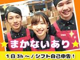 焼肉レストラン 安楽亭 横浜六ツ川店 ※3056のアルバイト情報