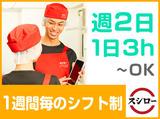 スシロー 名古屋新栄店のアルバイト情報