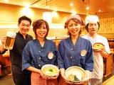 実演手打うどん 杵屋 (きねや) 札幌駅パセオ店のアルバイト情報