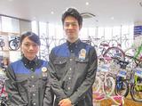 サイクルベースあさひ福岡春日店のアルバイト情報