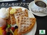 カフェモロゾフ 京阪くずはモール店のアルバイト情報