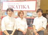 国産ワインキッチン「TIKATIKA」のアルバイト情報