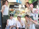 八景島シーパラダイス ブーズカフェのアルバイト情報