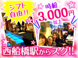 ■ Girls Bar ROMADO 〜ロマド〜のアルバイト情報
