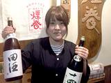 新鮮野菜肉巻串×酒場る 煙巻 ◆4/27 NEW OPENのアルバイト情報