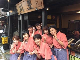 川豊本店のアルバイト情報