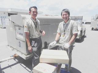 沖縄ヤマト運輸株式会社 石垣空港センターのアルバイト情報