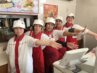 ほっかほっか亭 坂之上光山店のアルバイト情報