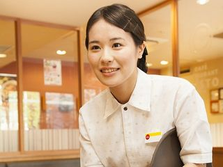 カフェレストラン ガスト 福島北店のアルバイト情報