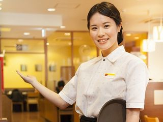 カフェレストラン ガスト 奈良桜井店のアルバイト情報