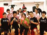 M-factory キックボクシング 梅田ジムのアルバイト情報