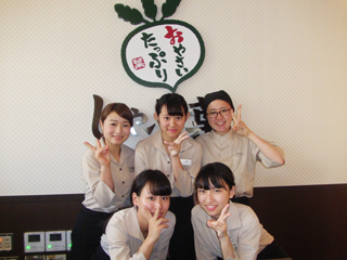 しゃぶ葉 会津若松店<198105>のアルバイト情報