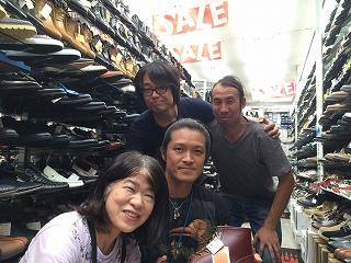 靴のダイワ 上野5号店のアルバイト情報
