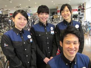 サイクルベースあさひ 岐阜市橋店/株式会社あさひのアルバイト情報