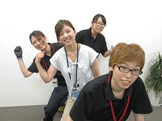 株式会社ファイズ 神奈川営業所(1301)のアルバイト情報