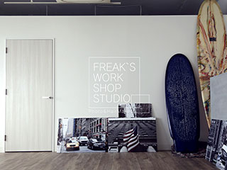 FREAK'S WORK SHOP STUDIOのアルバイト情報