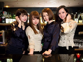 Girls Bar Beauty Roppongiのアルバイト情報