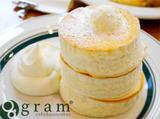 gram cafe&pancakes ヨツバコ店のアルバイト情報