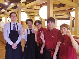 ウエスト 焼肉 立田の杜店 【151-06】のアルバイト情報