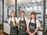 CHEESE CRAFT WORKS(チーズクラフトワークス) 池袋PARCO ※10月OPENのアルバイト情報