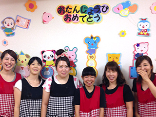 保育所エンジェルキッズ祇園(ぎおん)園のアルバイト情報