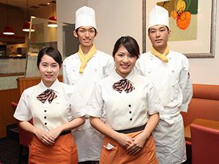 ロイヤルホスト 新潟県庁前店のアルバイト情報