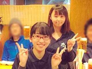 焼肉 たんか 新札幌店のアルバイト情報