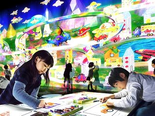 チームラボアイランド-学ぶ!未来の遊園地- ららぽーと湘南平塚店のアルバイト情報
