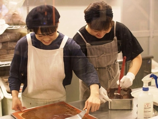 DANDELION CHOCOLATE 京都店のアルバイト情報
